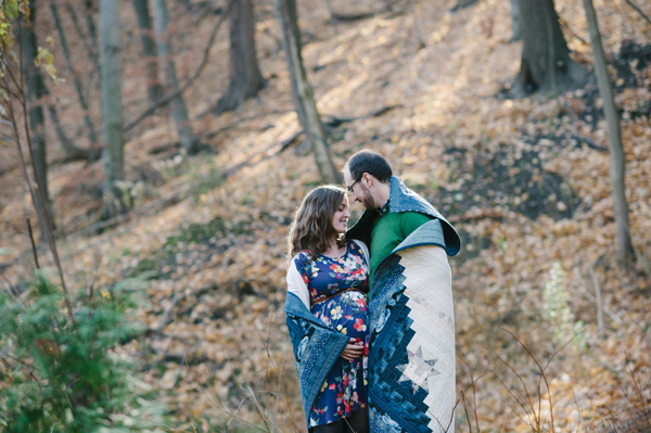 Heather & Liam: expecting | Celine Kim Photography