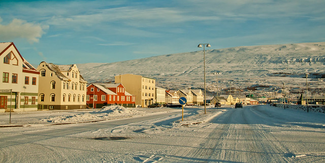 Akureyri - winter