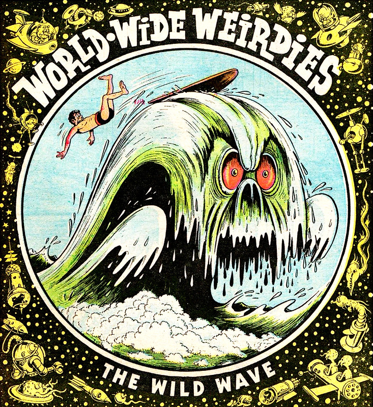 Ken Reid - World Wide Weirdies 128