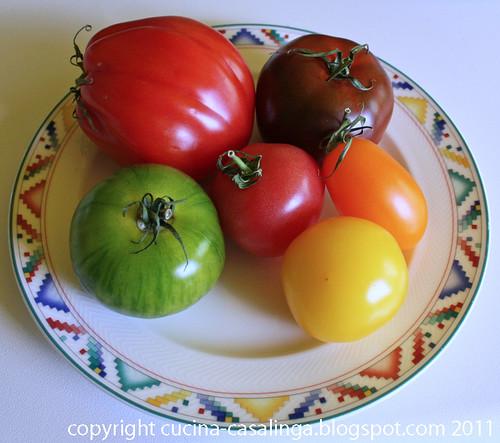 Franzoesische Tomaten