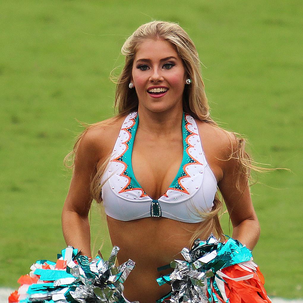 69ba740f7 Miami Dolphins Cheerleaders