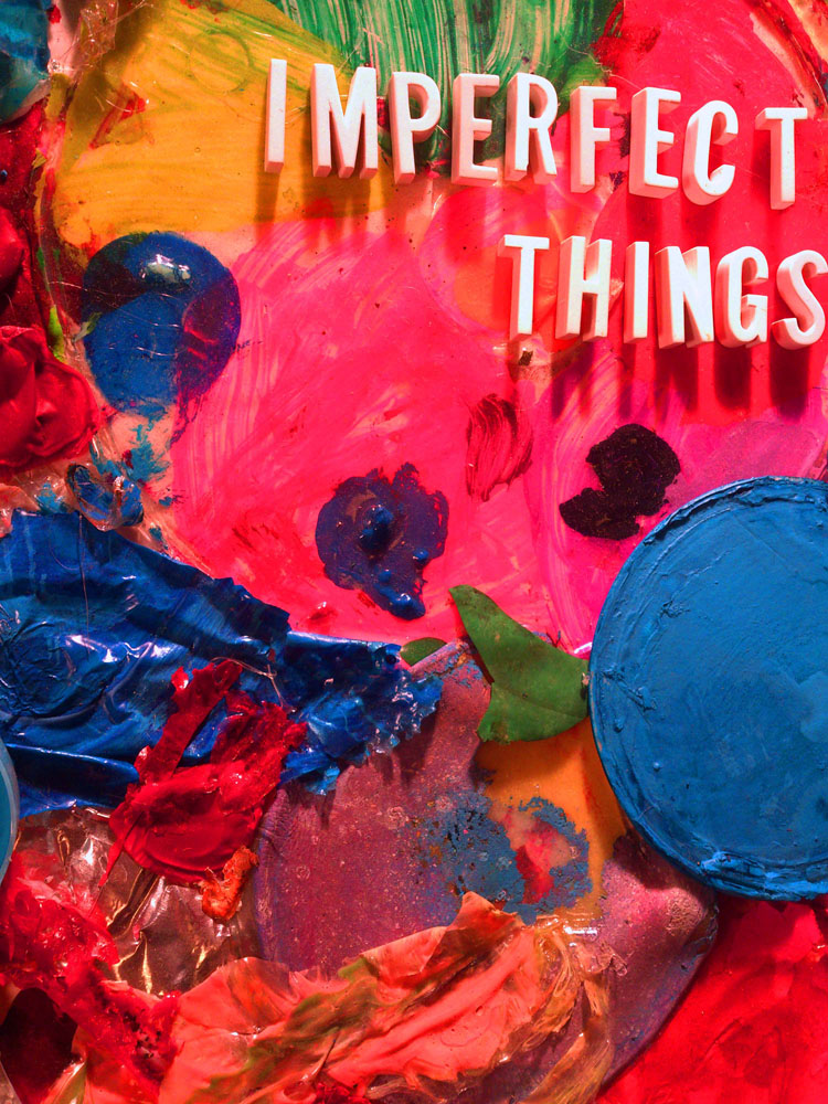 imperfect things cover design