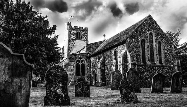 St Nicholas Church, Barton-le-Clay