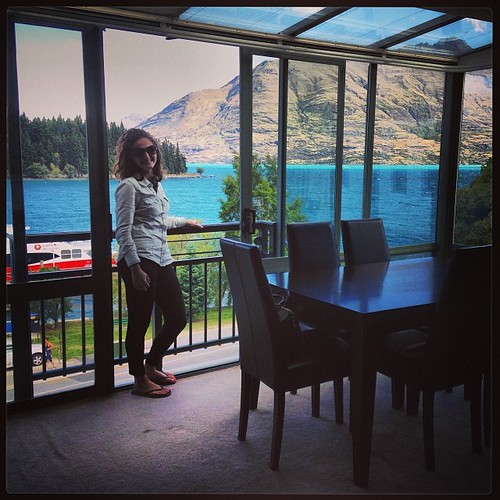 Our room in Queenstown: BreakFree The WaterFront