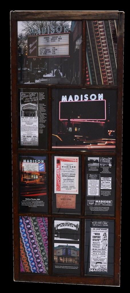 Dream Window 9 - The Madison Theater