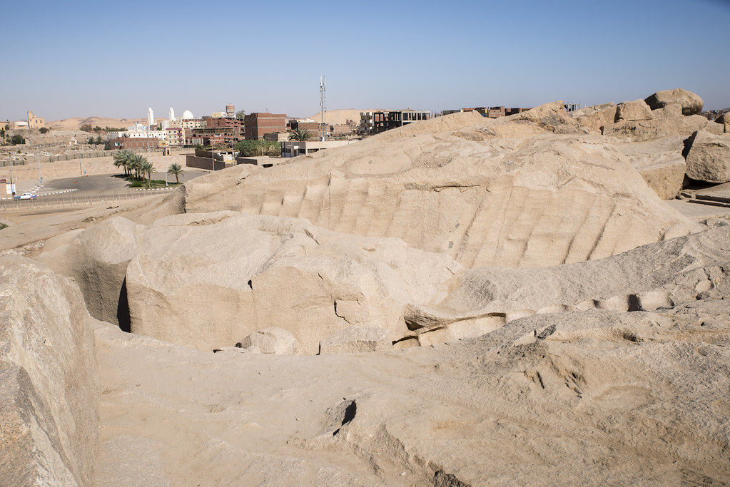 Aswan  quarry-6506