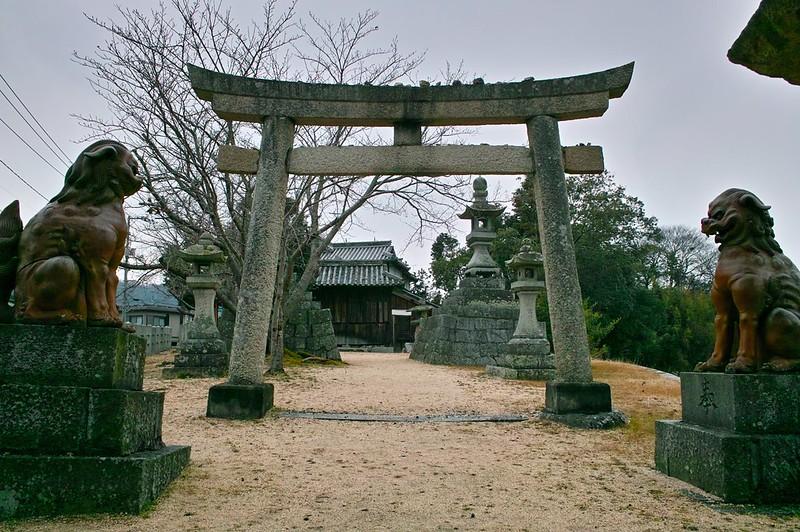 鯉喰神社 #2