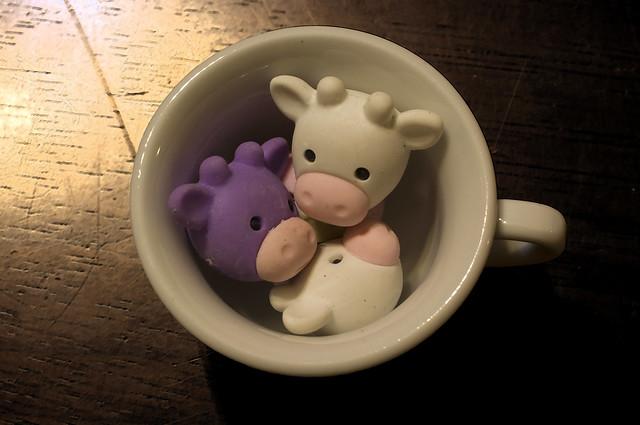 cow coffee