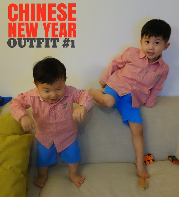CNY Clothes from Fox Kids & Baby