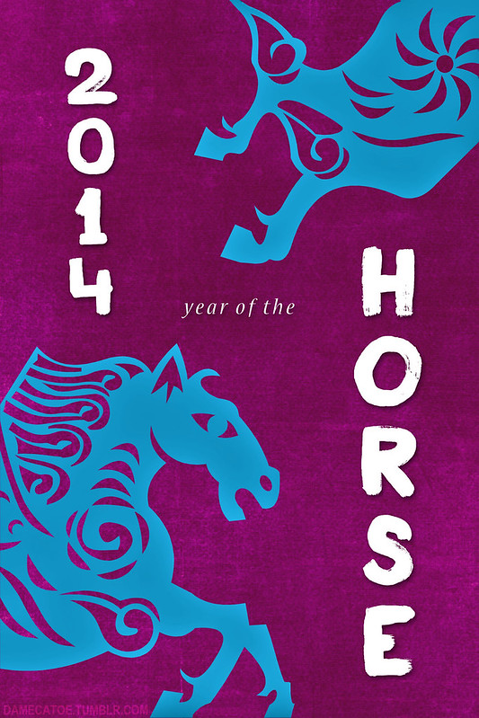 2014: Year of the Horse