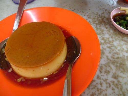 IMG_5027 炖蛋, Caramel Custard, 怡保旧街场天津茶室