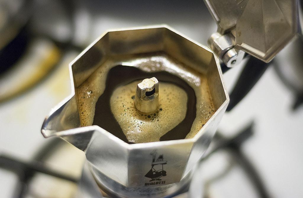 Italian Moka Coffee