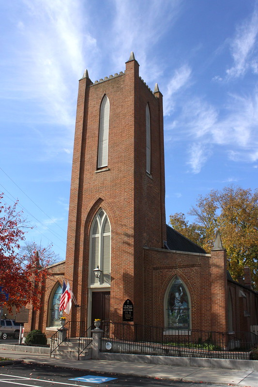 St. Paul's Episcopal Church - Franklin, TN