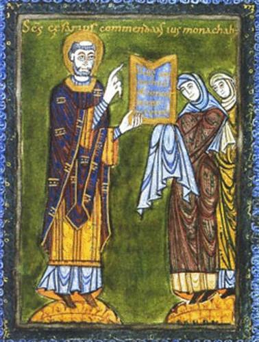 Sfantul Ierarh Caesarius de Arles
