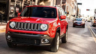 The all-new 2015 Jeep Renegade (target 150,000 sales) Starting At $19,995