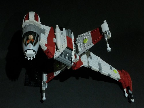 Moc Minifig Scale B Wing With Instructions And Ldd Page 3