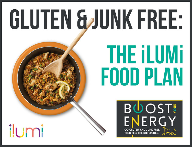 Gluten & Junk Free: The ilumi Food Plan