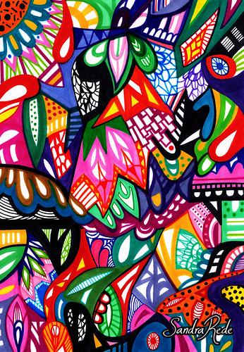 Funtime  Art Textile