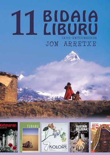 Jon Arretxe Lizarran
