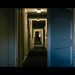 long hallway (cinematic) by Steve Stanger