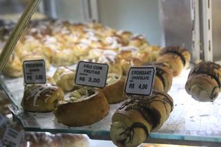 Dessert @ Confeitaria Ipanema
