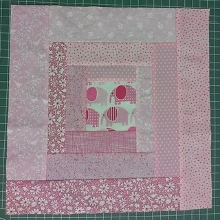 Block 1 for @rachelwoodenspoon #dogoodstitches #carecircle.