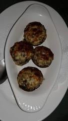 Stuffed Mushrooms - Barton's Steak and Seafood