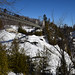 La chute Montmorency en hiver / The Montmorency Falls in Winter