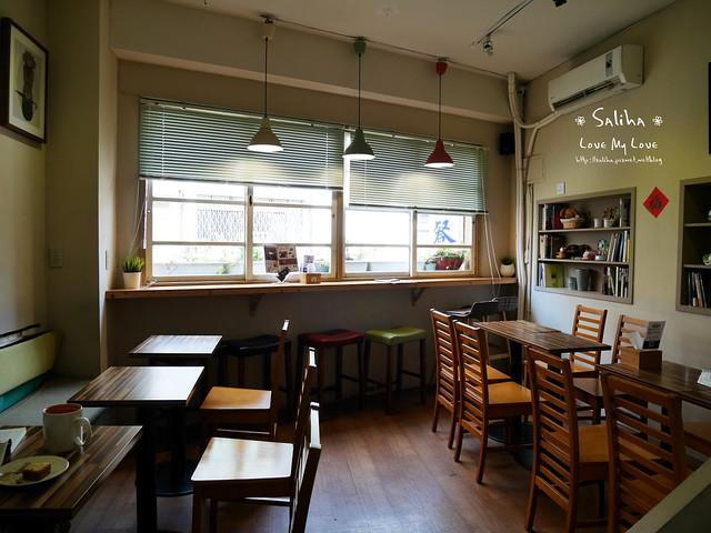 淡水下午茶甜點鬆餅微幸福咖啡館 (1)