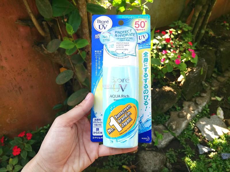 Biore UV Aqua Rich Watery Gel -2
