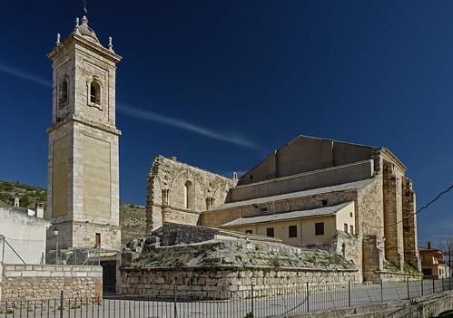 Iglesia parroquial de la Asunción, Tendilla.