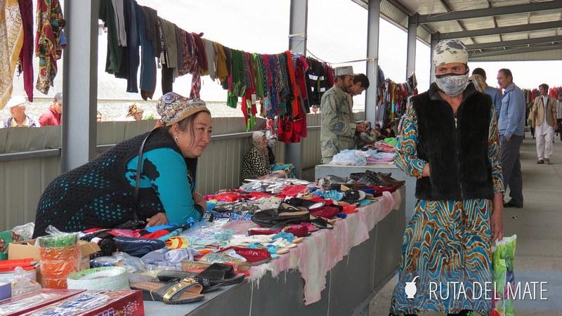 Mercado afgano Ishkashim (11)