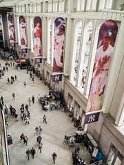 Inside Yankee Stadium, The Bronx, New York City