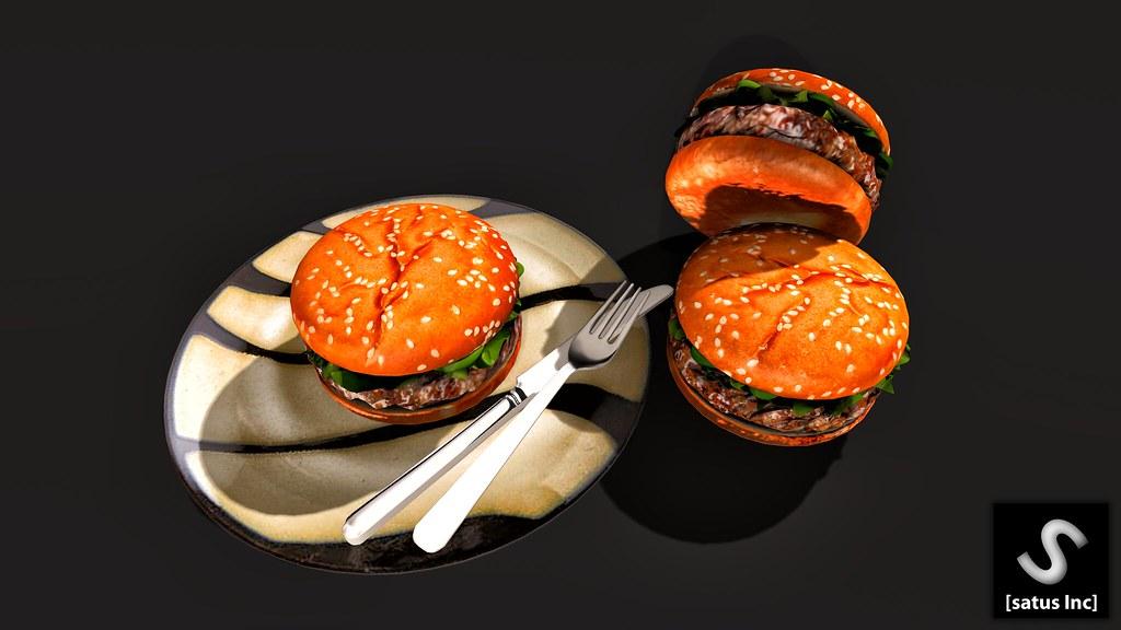 Delicious Burger - SecondLifeHub.com