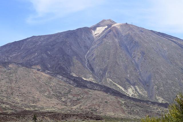 Peak of Teide (Spain)