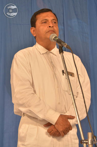 SNM Zonal Incharge Nemai Chand Show from Burdwan, expresses his views