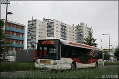 Heuliez Bus GX 327 - SEMTAN (Société d'Économie Mixte des Transports de l'Agglomération Niortaise) / TAN (Transports de l'Agglomération Niortaise) n°708