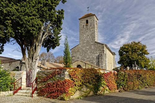 Gironde: Eglise de Beychac