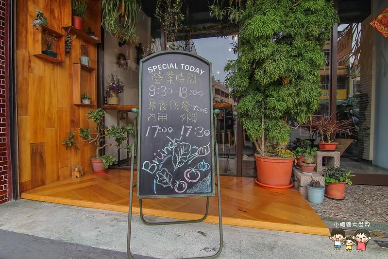 彰化乾燥花餐廳 003