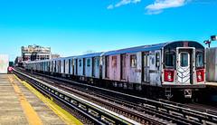MTA New York City Subway Bombardier R142 #6806