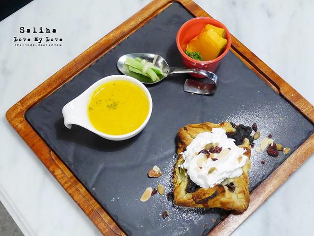 台中HOTEL旅館推薦紅點文旅飯店早餐吃到飽 (1)