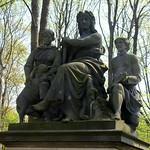 """Die Oder"" im Berliner Tiergarten (2)"