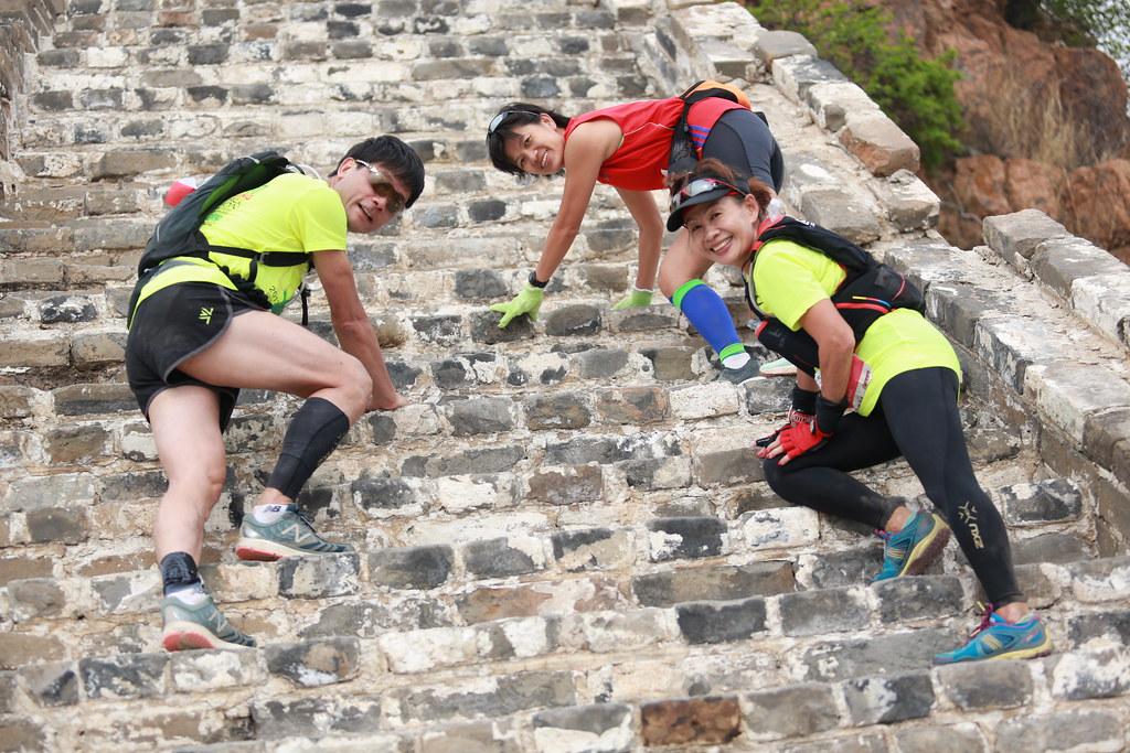 北京金山嶺長城馬拉松-攝影師照片-9