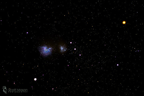 Orion Wide Field