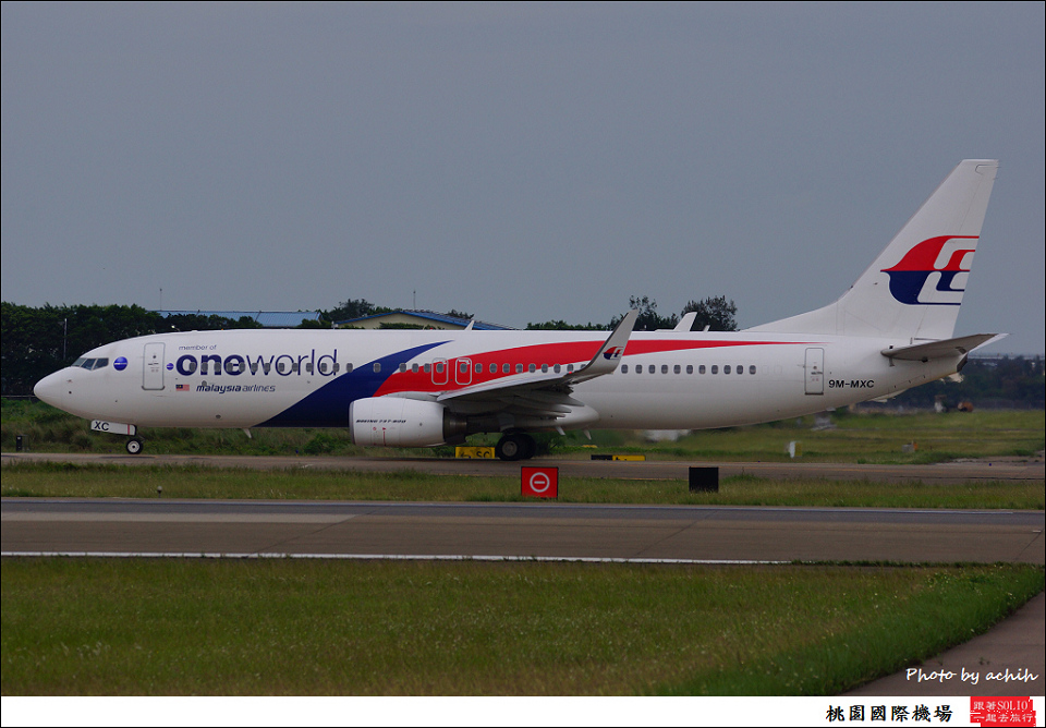 Malaysia Airlines 9M-MXC-005