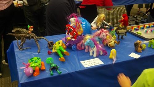 toys customized with sugru adhesive