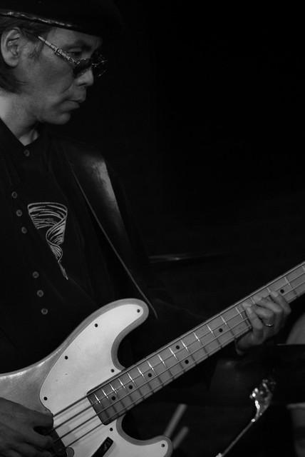 O.E. Gallagher live at Crawdaddy Club, Tokyo, 15 Jun 2013. 196