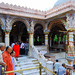 morning worship at Swaminarayan Temple Ahmedabad India (2)