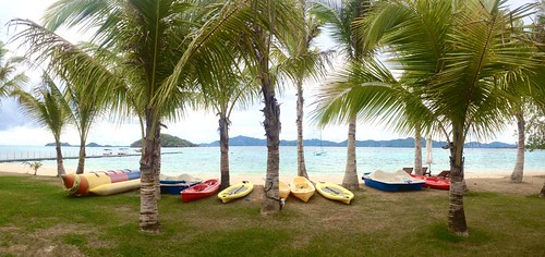 Two Seasons Coron- water sports eqpt