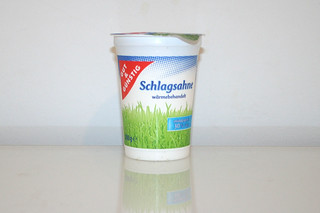 08 - Zutat Schlagsahne / Ingredient whipping cream